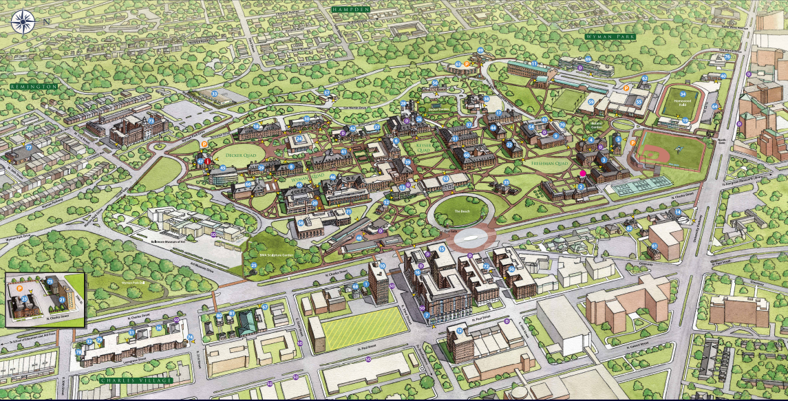 Jhh Campus Map.Apply